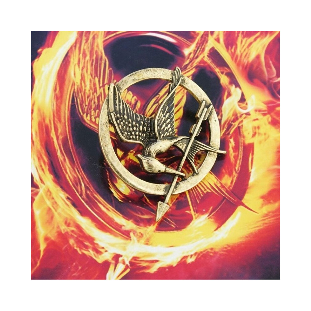 Brož Hunger Games - Catching Fire