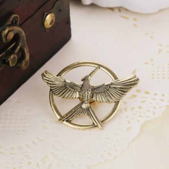 Brož Hunger Games - Síla vzdoru