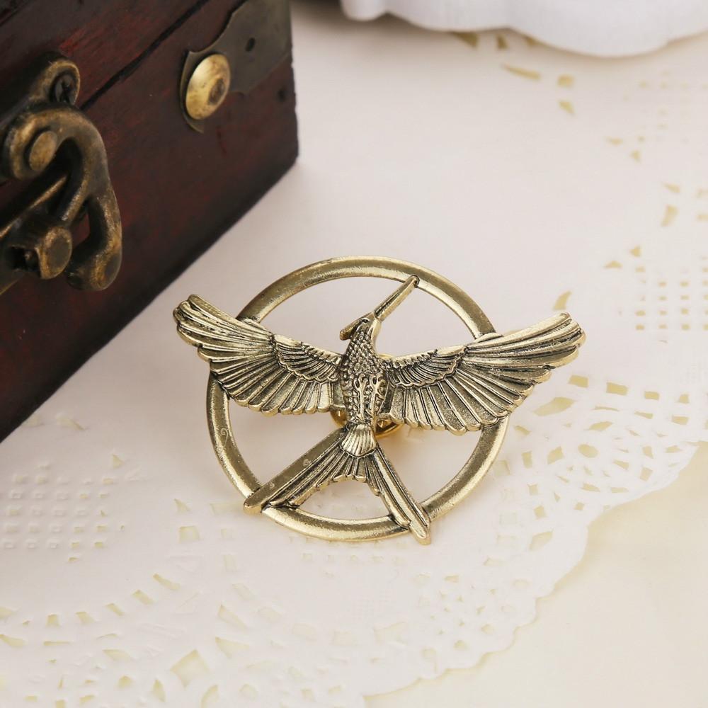 Brož Hunger Games - Mockingjay