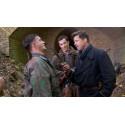 Plakát k filmu- Hanebný Pancharti (Inglourious Basterds)