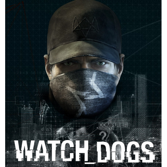 Šátek Watch Dogs