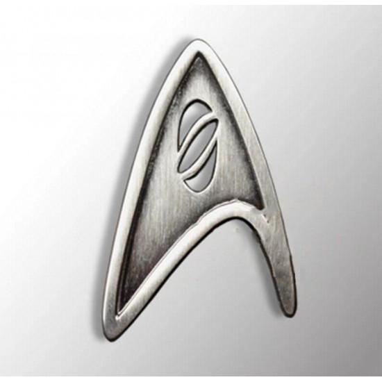 Brož Star Trek - Insignie (odznak) Hvězdné flotily - vědecká sekce