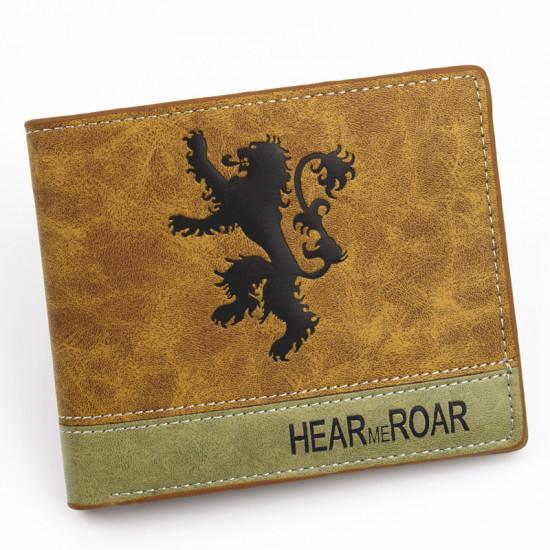 Peněženka Game of Thrones (Hra o trůny) - Lannister