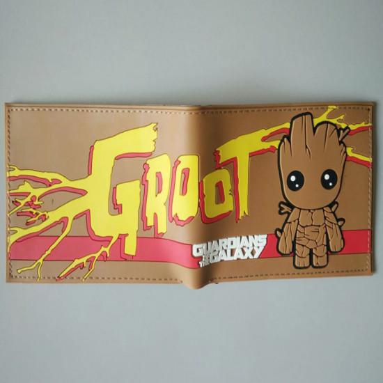 Peněženka Strážci galaxie – Groot