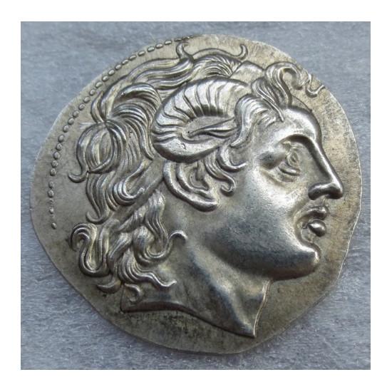 Mince starověké Řecko - Tetradrachm 415. př. n. l.