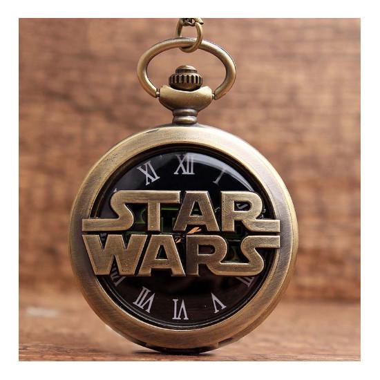 Kapesní hodinky - Star Wars