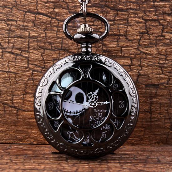 Kapesní hodinky - Ukradené Vánoce