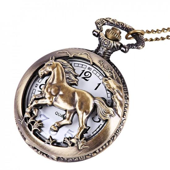 Kapesní hodinky - War Horse