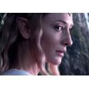 Elfí uši -  zaoblené