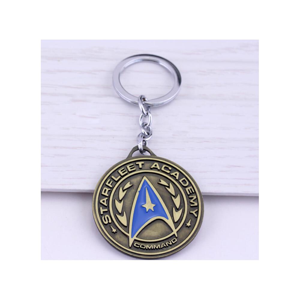 Klíčenka Star Trek - odznak absolvent Akademie