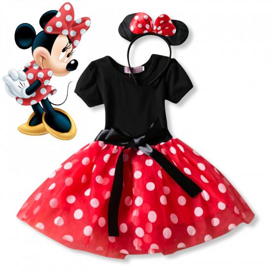 Dětský kostým Minnie (Mickey Mouse)