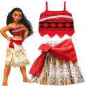 Dětský kostým Odvážná Vaiana