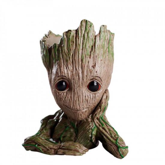 Stojan na psací potřeby Groot - přemýšlející