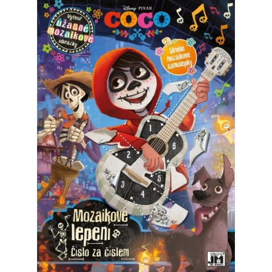 Mozaikové lepení Coco