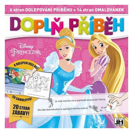 Doplň příběh Disney Princezny