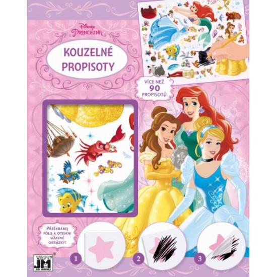 Kouzelné propisoty Disney Princezny