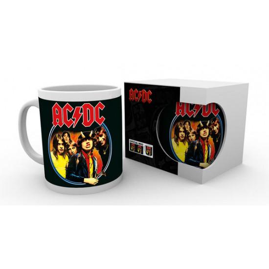 Hrnek AC DC Band