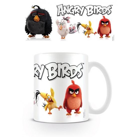 Hrnek Angry Birds