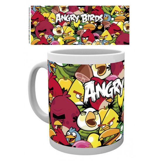 Hrnek Angry Birds 2