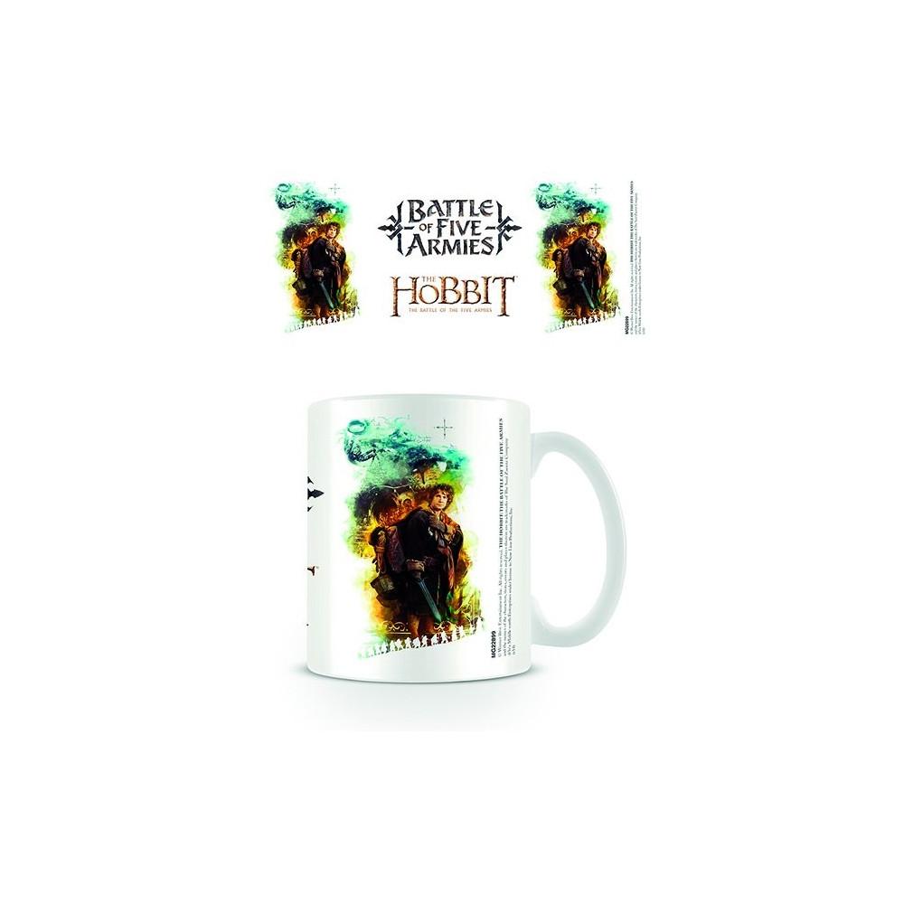 Hrnek Hobbit Bilbo