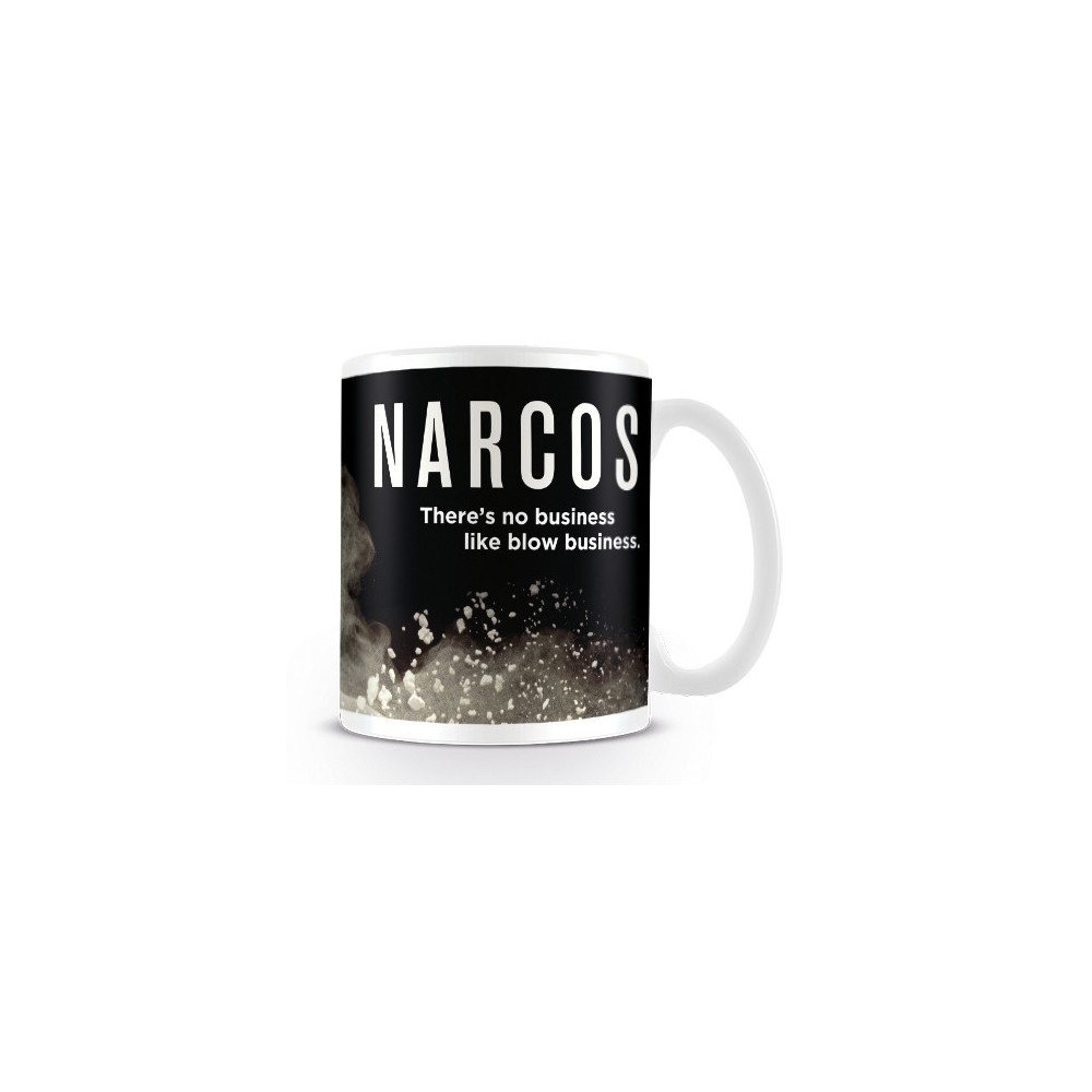 Hrnek Narcos