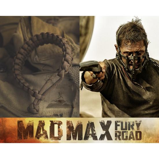 Paracord náramek Šílený Max (Mad Max)