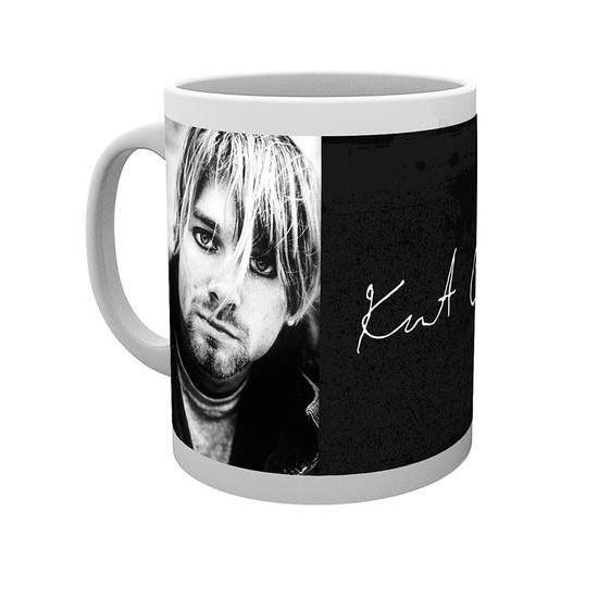 Hrnek Nirvana - Kurt Cobain