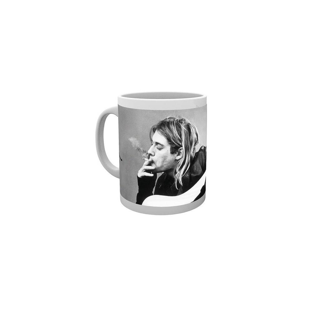 Hrnek Nirvana - Kurt Cobain (2)
