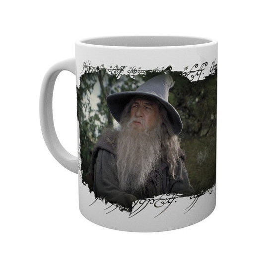 Hrnek Pán Prstenů (Lord of the Rings) - Gandalf