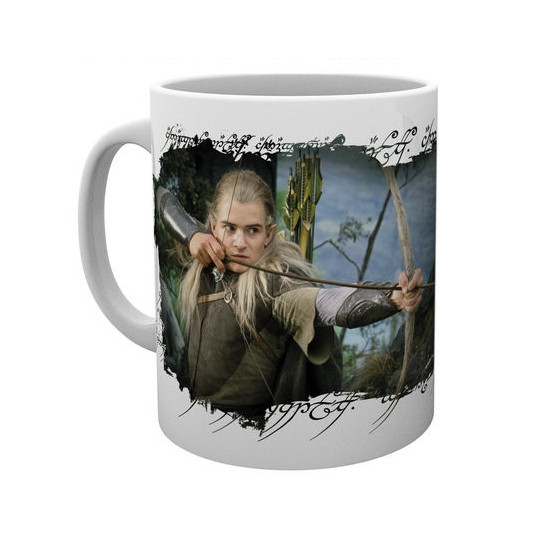 Hrnek Pán Prstenů (Lord of the Rings) - Legolas