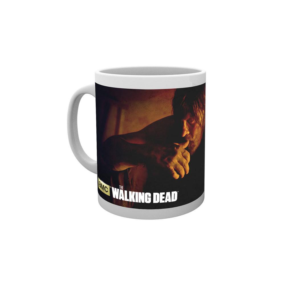 Hrnek The Walking Dead (Živí mrtví) - Daryl Dixon (4)