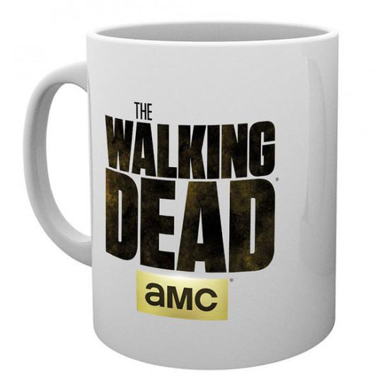 Hrnek The Walking Dead (Živí mrtví) - nápis