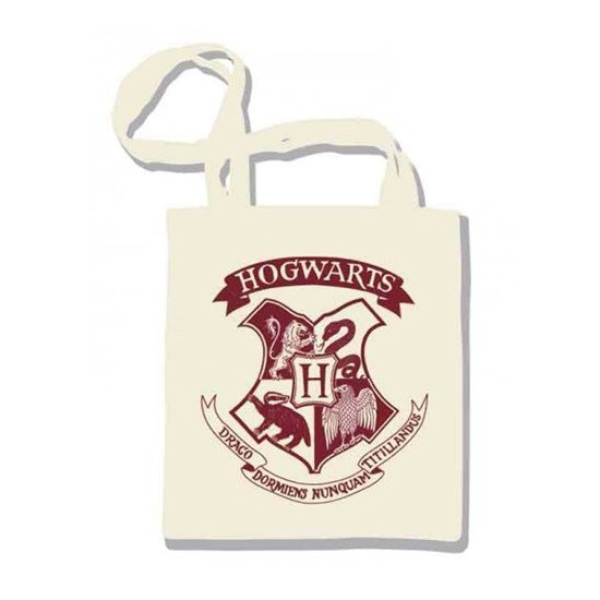Taška Harry Potter - Znak Bradavic (nákupní)