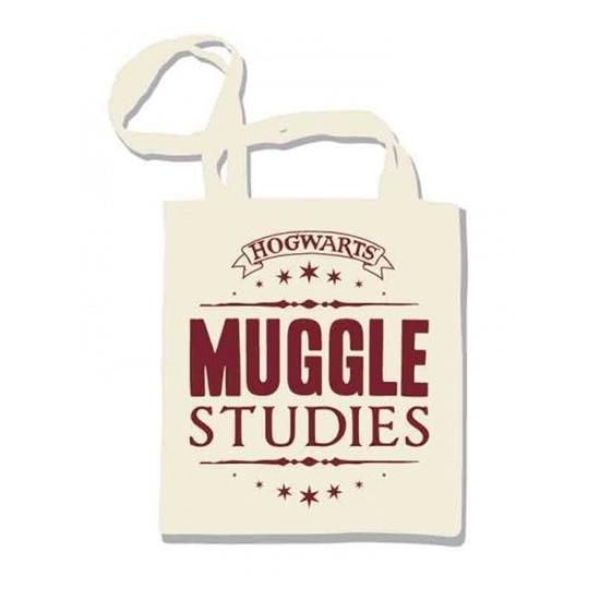 Taška Harry Potter - Muggle Studies (nákupní)