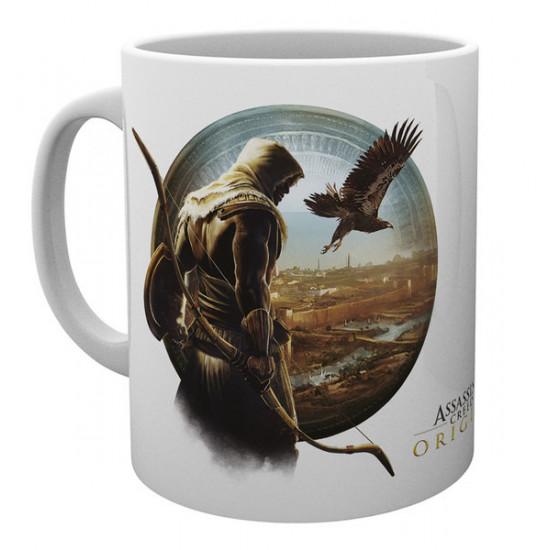 Hrnek Assassinś Creed - Origins - Eagle