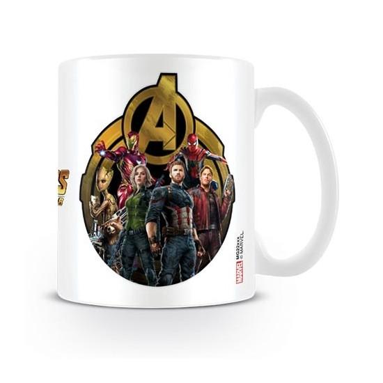 Hrnek Avengers - infiniti War
