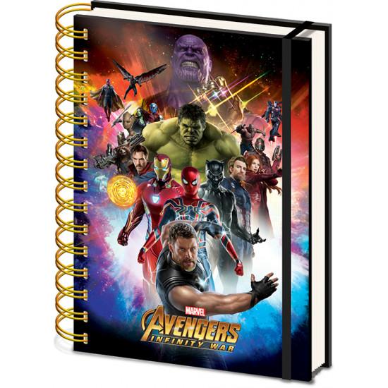 Diář Avengers