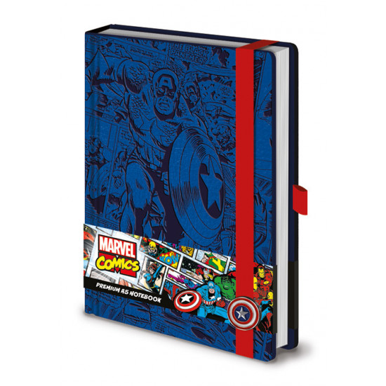 Diář Captain America 2