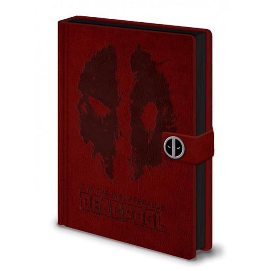Diář Deadpool 3