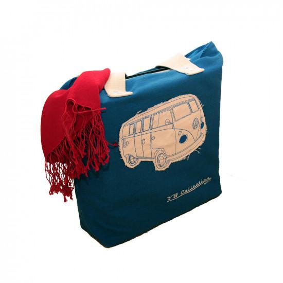 Nákupní taška Volkswagen - tmavě modrá