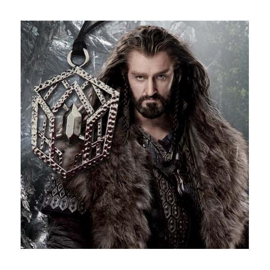 Řetízek Hobbit - Thorinova přezka