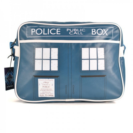 Taška Doctor Who - Tardis