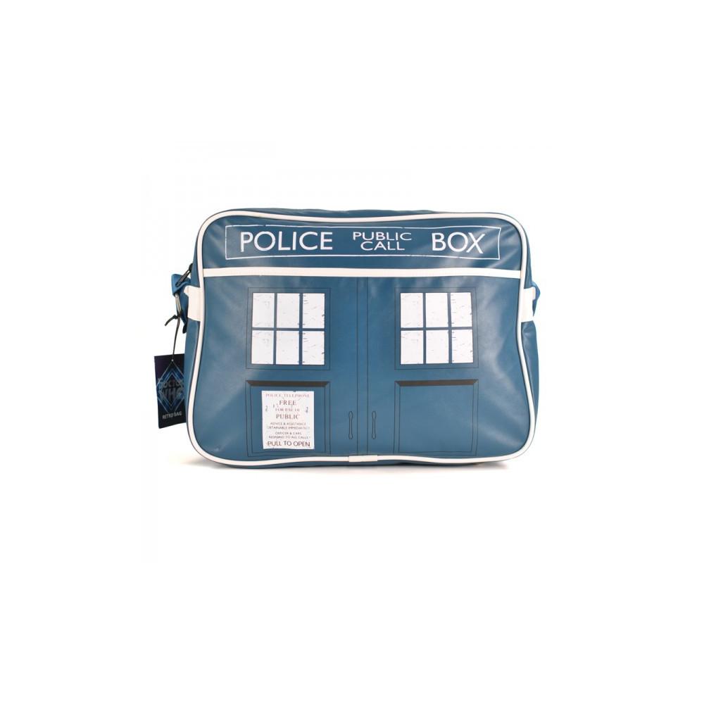 Taška Doctor Who - Tardis