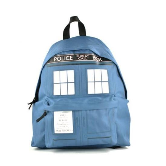 Batoh Doctor Who - Tardis