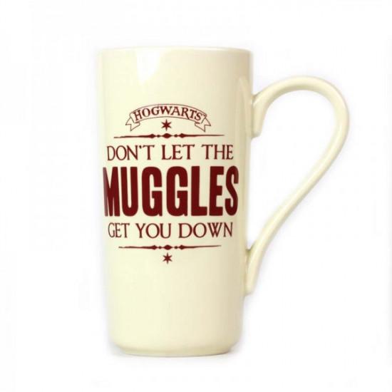 Mudlovský hrnek Harry Potter na Latte-Macchiato