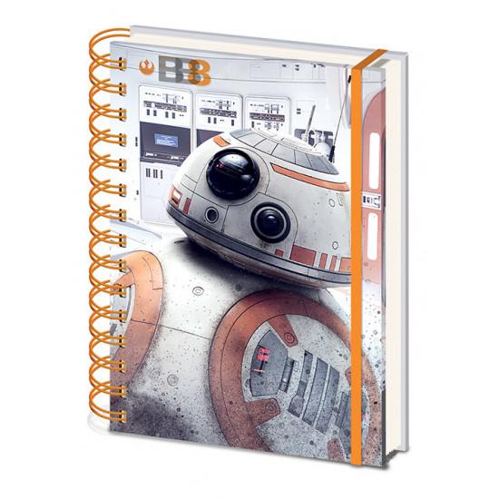 Diář Star Wars - BB-8