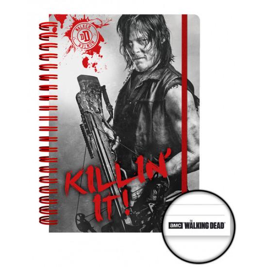 Diář The Walking Dead (Živí Mrtví) - Daryl Dixon 2