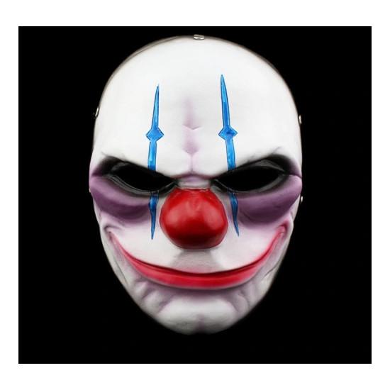 Maska PayDay 2 - klaun2