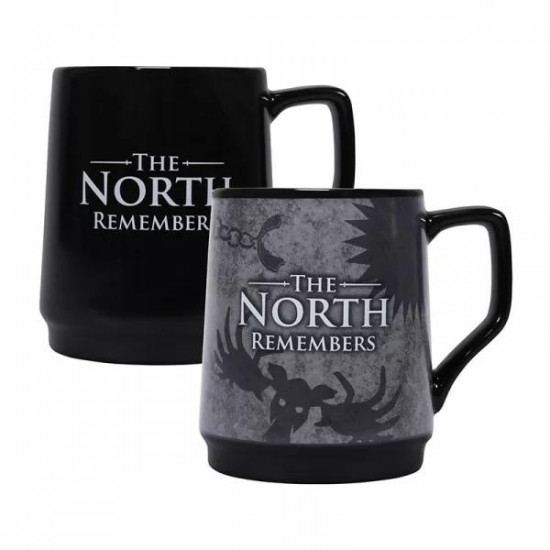 Hrnek Hra o Trůny (Game of Thrones) - North Remember