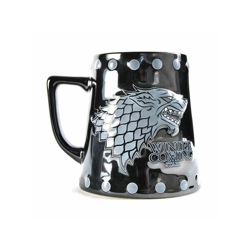 Hrnek Hra o Trůny (Game of Thrones) - Stark & Stud